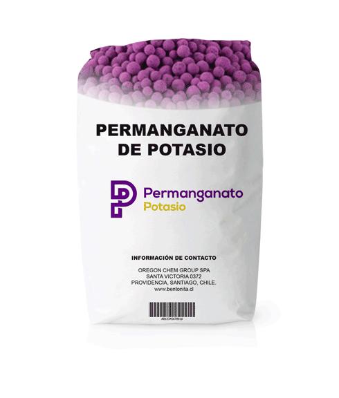 SACO PERMANGANATO DE POTASIO